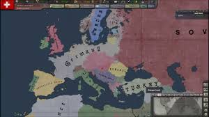 Map Of Europe 1938 by Hearts Of Iron 3 Timelapse Europe 1938 1944 Youtube