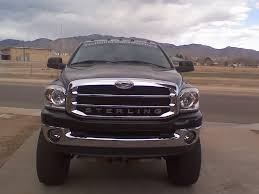 sterling dodge truck got me a grill diesel bombers