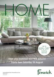 fenwick newcastle home event august 2017 by fenwick issuu