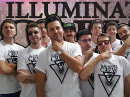cosa sono gli illuminati arrivano gli illuminati crew盪 fan in delirio evento annullato