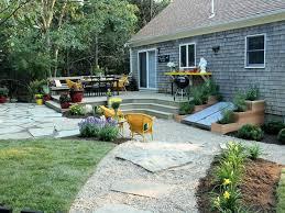 backyard garden ideas s lscaping design photos rock for small