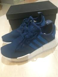 Jual Adidas Original jual adidas nmd r1 unity blue f16 100 original ori authentic