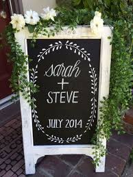 wedding chalkboard ideas of creative and trendy chalkboard wedding ideas 2