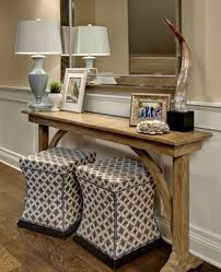 bedroom console table 5 places to use a console table wayfair