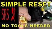 2000 honda accord srs light reset how to reset srs light on 1998 2002 honda accord j series diy