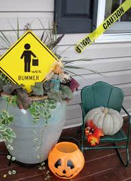 Giant Outdoor Halloween Decorations by Furniture U0026 Accessories Ideas For Budget Friendly Outdoor