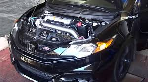 2014 Honda Civic Si Sedan Specs 2014 Civic Si Kraftwerks Supercharged Youtube