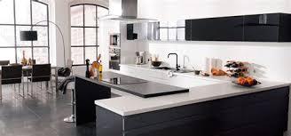 cuisine de loft marvelous cuisine contemporaine en bois 5 21 id233es de cuisine