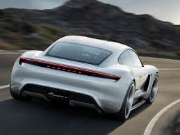 porsche concept interior porsche mission e electric sports car concept is pack with some
