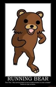 Running Bear Meme - image 71190 x is now a meme know your meme