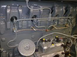 ferguson fe 35 glow plug information vintage tractor engineer