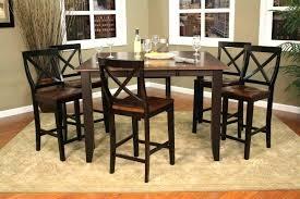 High Bar Table Set Small Bistro Set Indoor U2013 Mobiledave Me
