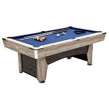 pool table accessories amazon amazon com beachcomber indoor pool table 84 inches with free
