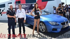 2015 m6 bmw motogp bmw m award car unveiled bmw m6 convertible