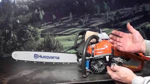 the chainsaw guy shop talk review husqvarna 550 xp chainsaw