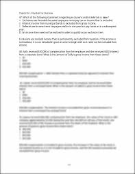 actg 445 chapter 4 multiple choice with answers chapter 04