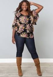 would you like to get slimmer opt for plus size clothing for