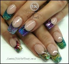 royal blue and gold nails nails and beauty gold coast