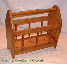 Free Woodworking Magazine Uk by Wooden Magazine Rack Holders Apollo Rubber Wood Magazine Rack