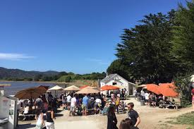 Tomales Bay Map Tomales Bay Oyster Company Forced To Remove Picnic Area Eater Sf
