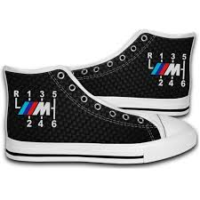bmw m shoes bmw m power m3 canvas style shoes fashion sneakers casepunch