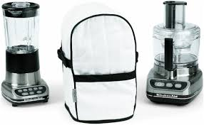 kitchen aid kitchenaid quilted blender cover w pocket kacc1wh everything