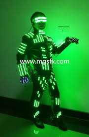 Led Halloween Costumes Cs00135 Led Dance Clothing Led Dance Costume Luminous Costume