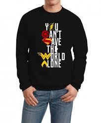 justice league sweatshirt l discounted price l best deals