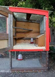 small friendly diy chicken coop