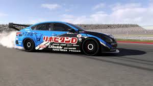 nissan altima coupe sports car forza 6 nissan altima autocross drift youtube