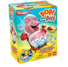 pop the pig game toys