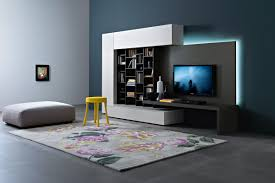 soggiorni moderni componibili gallery of pareti attrezzate moderne mobili moderni da sala