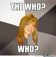 Who Meme - the who by matty9000 meme center