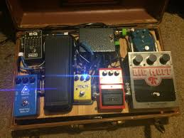 diy power supply for guitar effect pedals dan nix