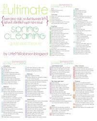 cleaning checklist fall cleaning checklist get your home ready