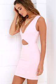 light pink bodycon dress cleared for take off light pink bodycon dress pink bodycon dresses