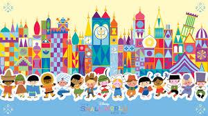 Small Wallpaper by 45th Anniversary Wallpaper U0027it U0027s A Small World U0027 Disney Parks Blog