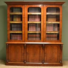 Bookshelves With Glass Doors For Sale by Bookcases With Doors For Sale Decoration