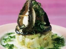 cuisiner des ormeaux ormeaux à l échalote facile recette sur cuisine actuelle