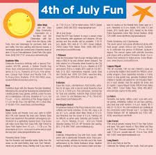 Homemade Games For Adults by Kidsguide To 4th Of July Fun Kidsguide Magazine