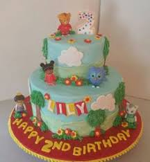 daniel tiger cake daniel tiger cake both tiers are iced in buttercream decorations