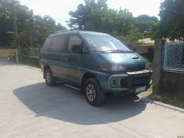 mitsubishi delica space gear mitsubishi spacegear 1990 car for sale tsikot com 1 classifieds
