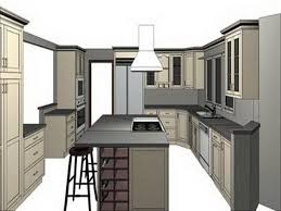 virtual kitchen design daily house and home design