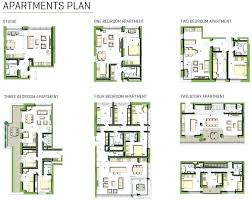 apartment design plans floor plan 3 story apartment building plans apartment 5 unit building plans