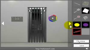 locked room escape walkthrough nekonote youtube