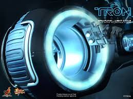 Tron Legacy Light Cycle Toys Mms 142 Tron Legacy U2013 Sam Flynn With Light Cycle U2013
