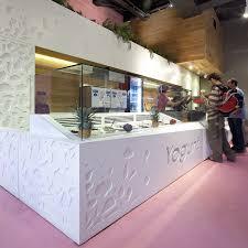 leggenda ice cream parlour tel aviv e architect