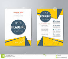 design templates for flyers 28 images a professional and free