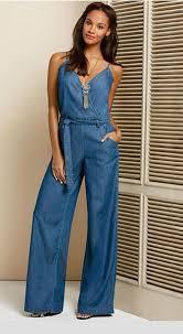 jean jumpsuit blue jumpsuit dressed up