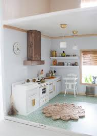 miniature dollhouse kitchen furniture dollhouse kitchen reveal